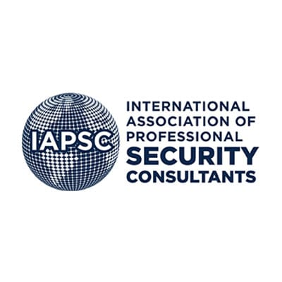 IAPSC International Association of Professional Security Consultants logo