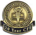 Certifications ACFE - Certified Fraud Examiners logo
