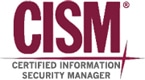 Certifications CISM Certified Information Security Manager logo