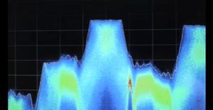 radio-frequency spectrum analysis TSCM technology Tektronix RSA Signal Behind a Signal