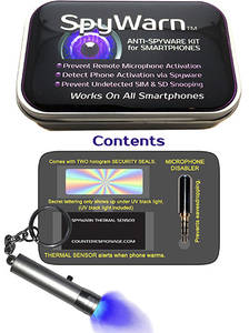 Spywarn Security Kit SW