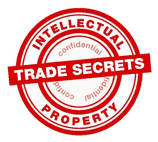 Trade Secret Stamp