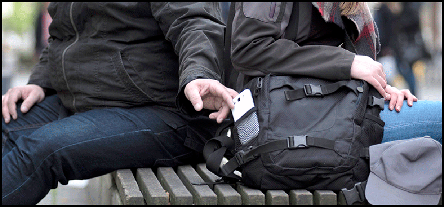 Smartphone Security Tips - Phone Pickpocket