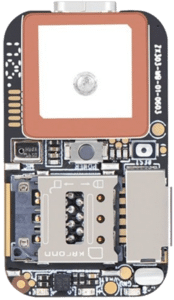 GPS Circuit Board with Microphone