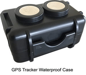 GPS Tracker Waterproof Case with Magnets