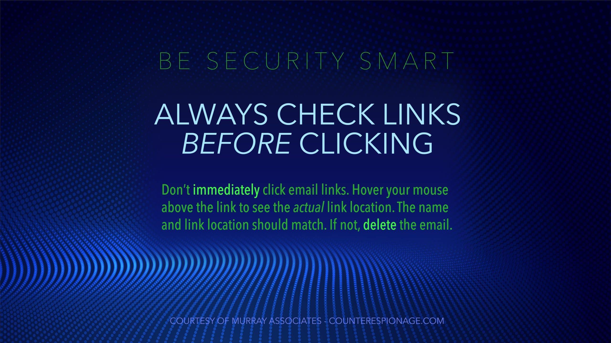 Security Screen Saver 1-4