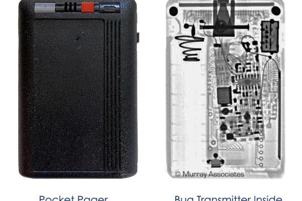 Motorola Pager Bug