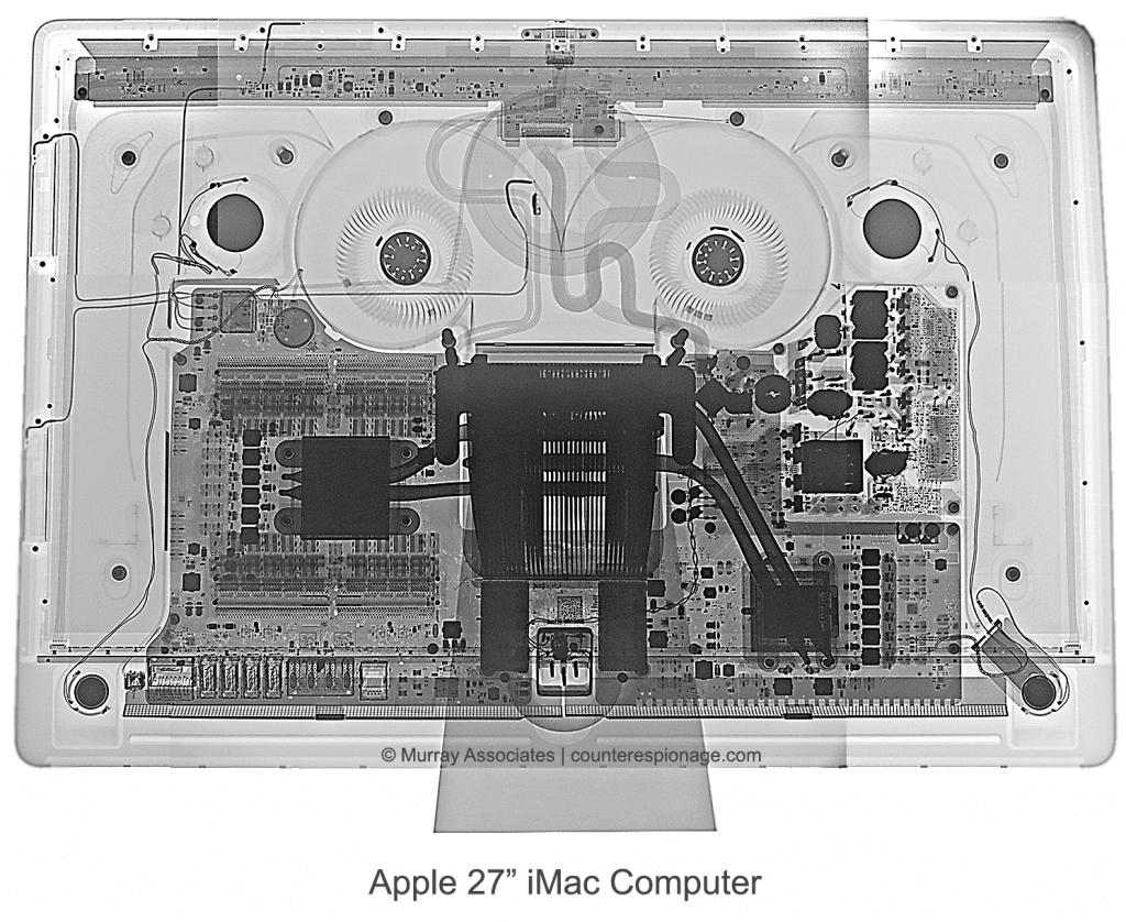 """X-Ray 27"""" iMac"""